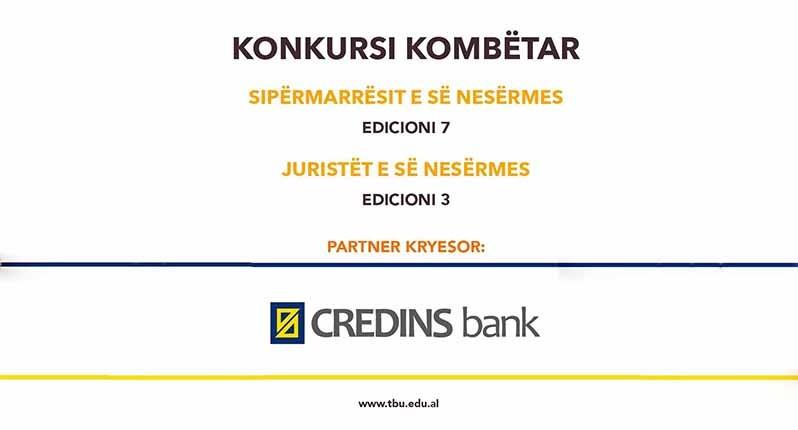 Credins Bank mbështet sipërmarrjen