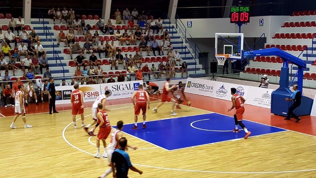 Kampionati Europian i Basketbollit Credins Bank