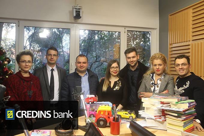 Credins Bank dhuron