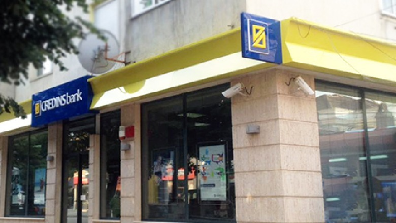 Banka Credins ofron siguri