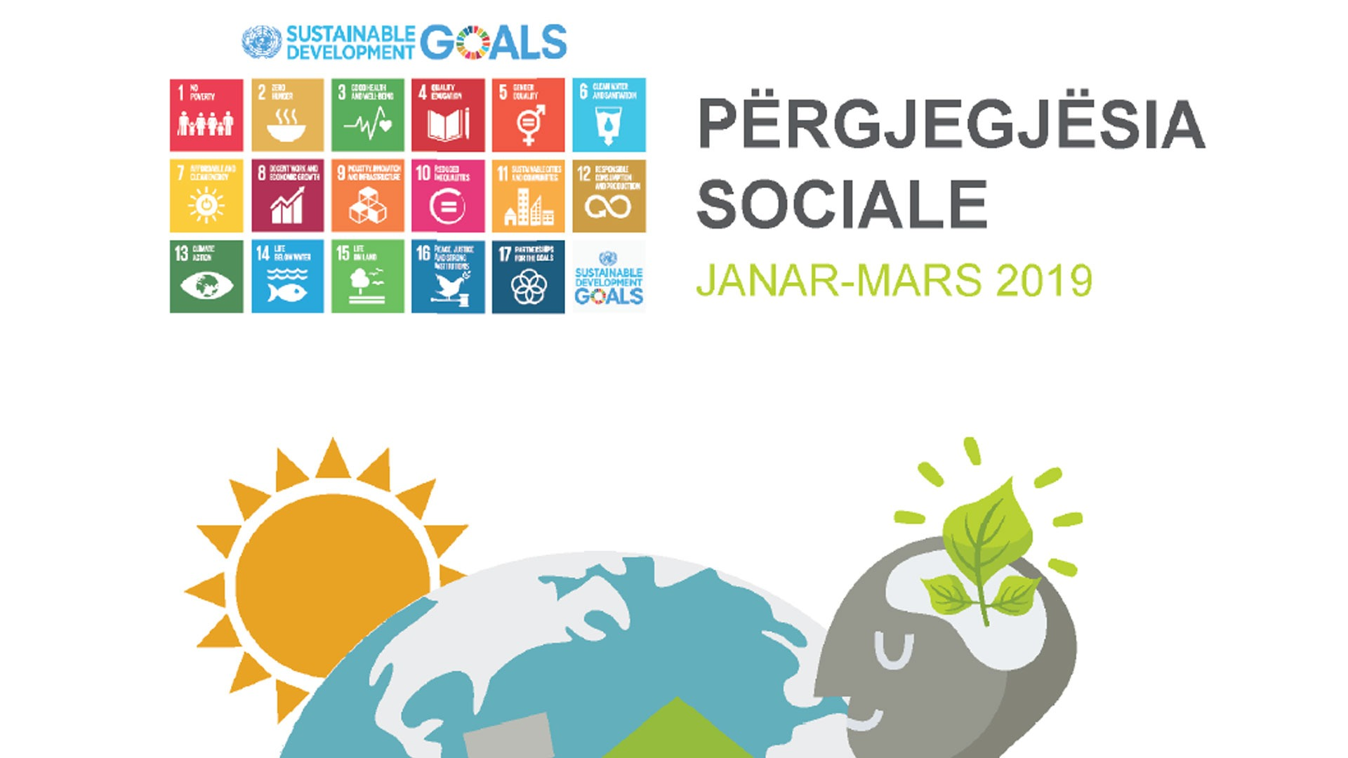 Pergjegjesia Sociale ne Credins pergjate tremujorit te pare te 2019