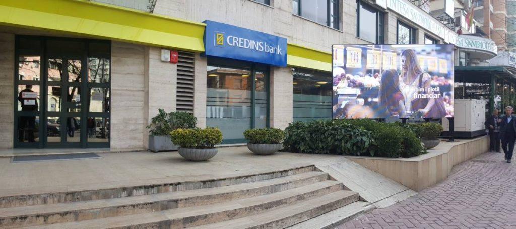 Credins Bank sjell falas sistemin e ri mbrojtës.