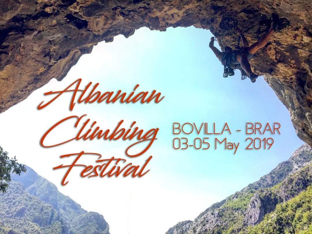 Credins Bank mbështet Albania Climbing Festival