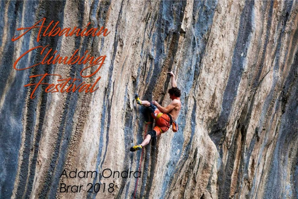 "Credins Bank mbështet ""Albania Climbing Festival"""