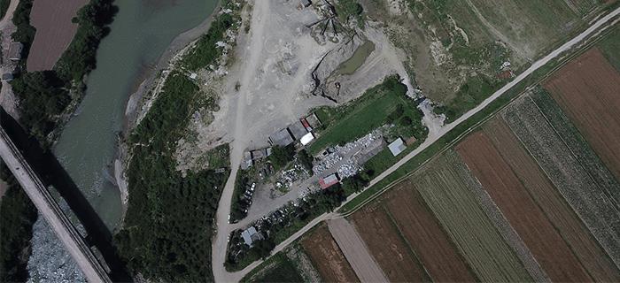 Tokë arë + Impiant franksionimi Credins Bank