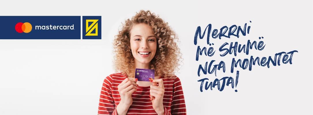 Mastercard Credins Bank