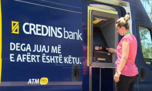 Banka lëvizese Credins Bank