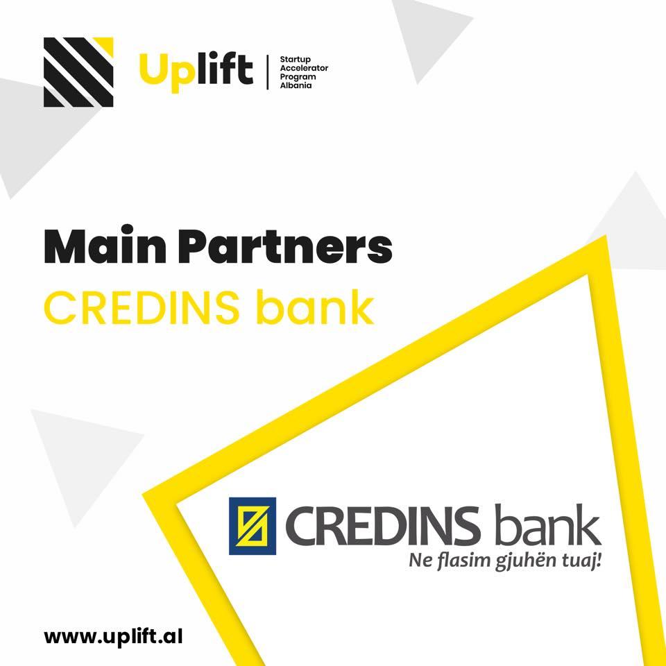 Uplift Albania Credins Bank