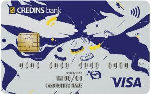 Credins Bank Kartat Visa