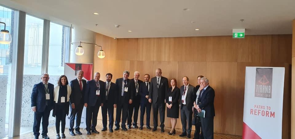 Credins Bank tirana economic forum
