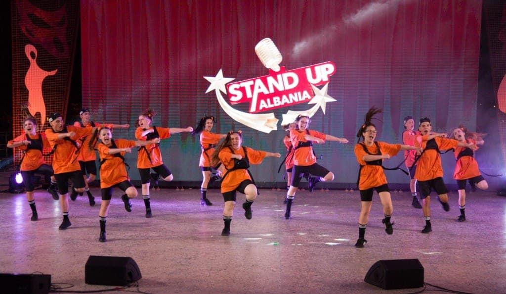 Stand Up Albania Credins Bank