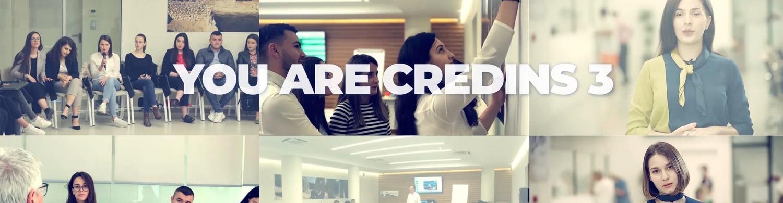 Credins bank You Are Credins 3